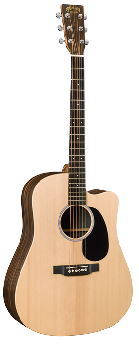 Martin DCX1AE Macassar Acoustic Guitar