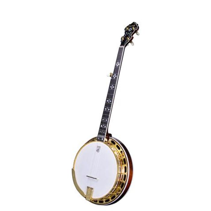 Deering Golden Classic™ 5-String Banjo Left-Handed