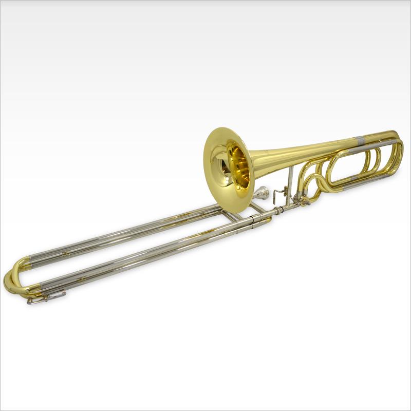 Schiller American Heritage Double Slide Contra Trombone