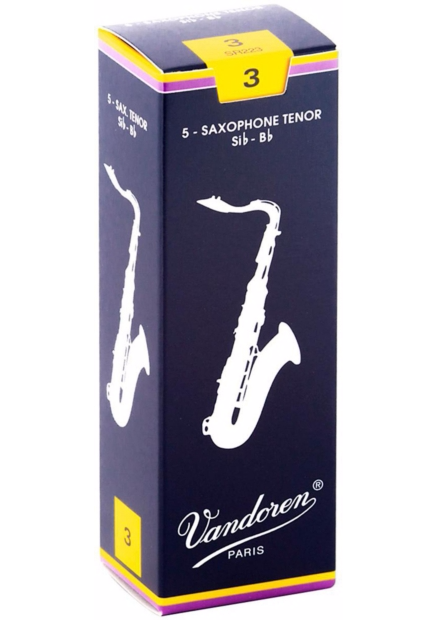 Vandoren Tenor Sax Reeds - Box of 5