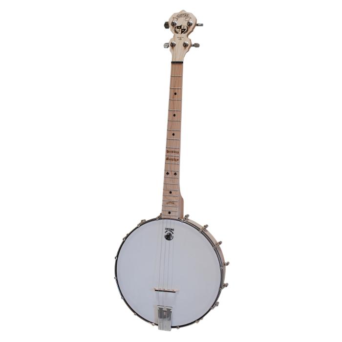 Deering Dropkick Murphys Goodtime™ 19-Fret Tenor Banjo w/ Kavanjo Pickup