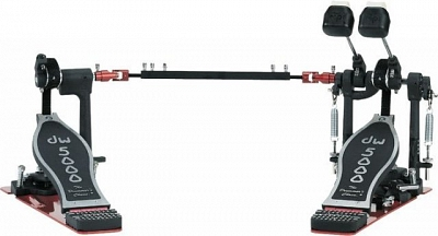 DW 5002ND3 Turbo Strap-Drive Double Pedal