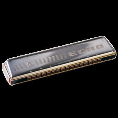 Hohner Tremolo Diatonic Echo Harmonica (32 hole Tremolo)