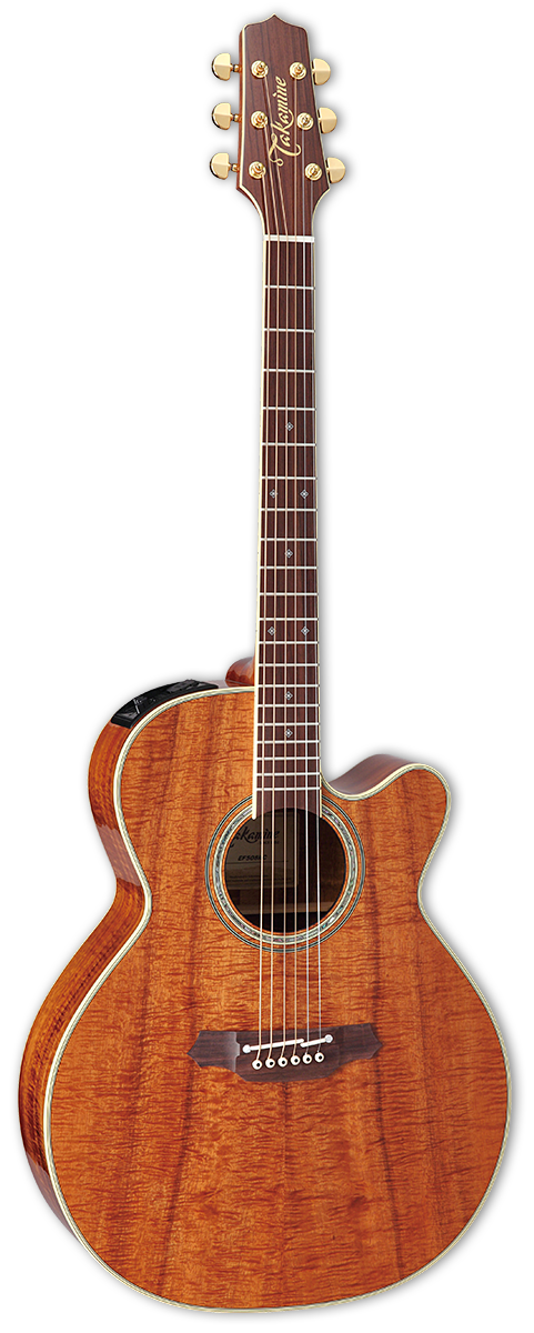 Takamine EF508KC Acoustic Electric Guitar