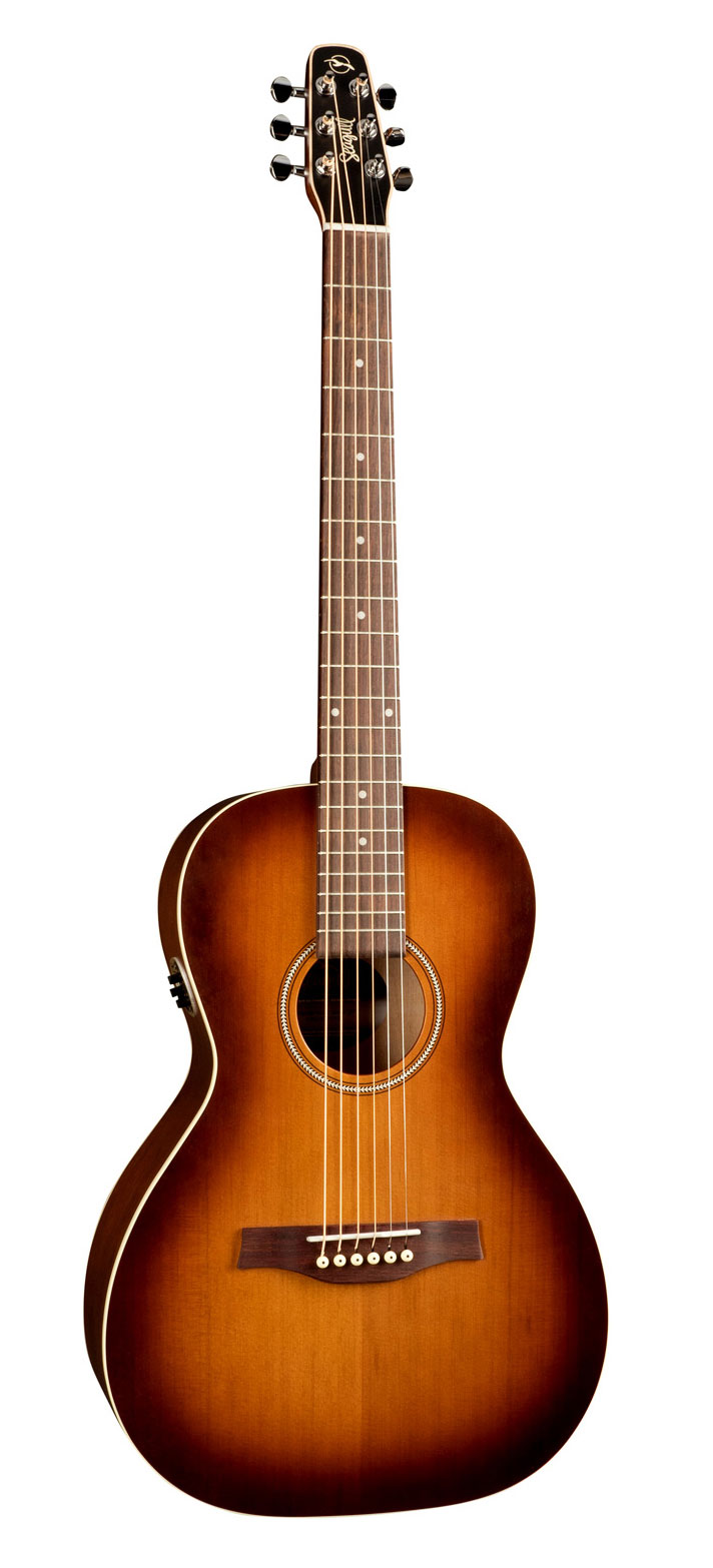 Seagull Entourage Rustic Grand QIT Acoustic Guitar