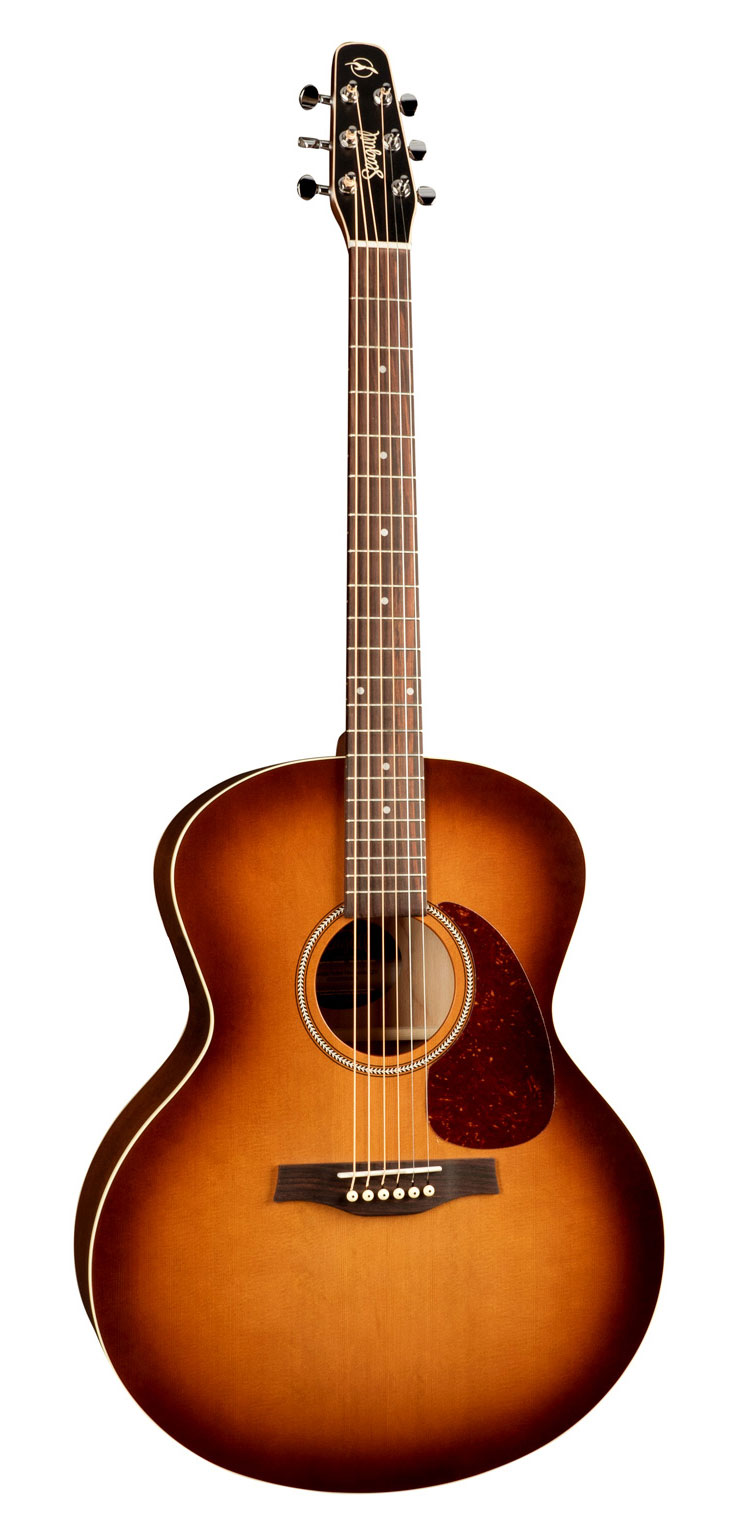 Seagull Entourage Rustic Mini-Jumbo Acoustic Guitar