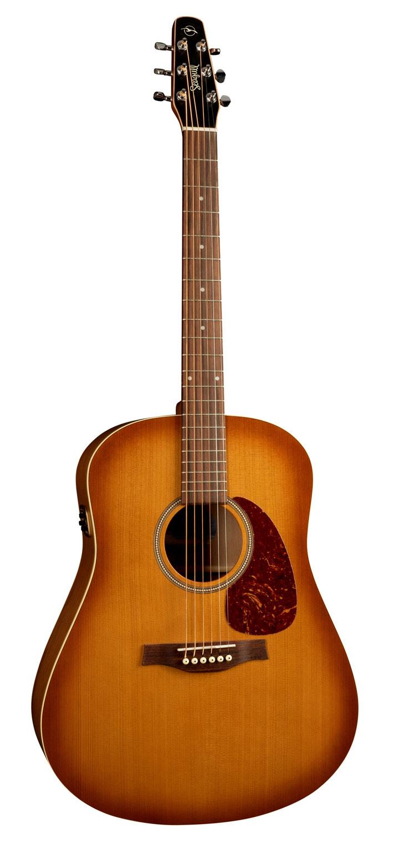 Seagull Entourage Rustic QIT Acoustic Guitar