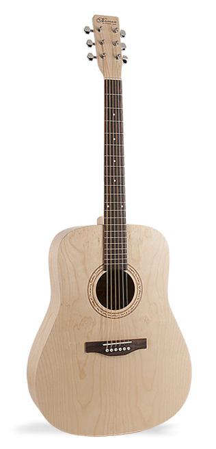 Norman Expedition Natural SG Acoustic Guitar
