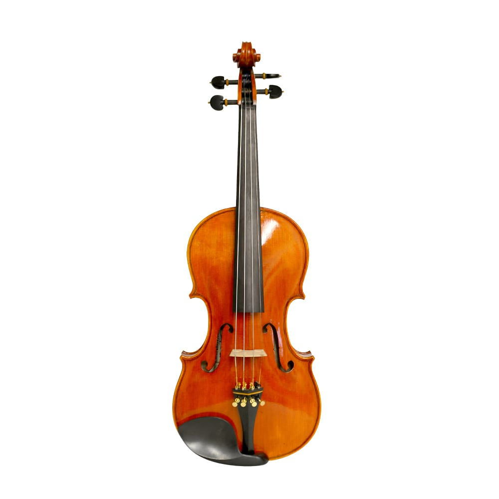 Vienna Strings Hamburg Limited Edition Violin - Shaded Brown - Gold