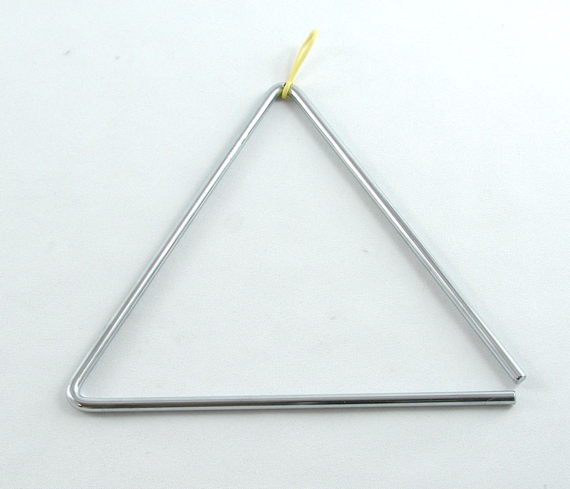 "Fissaggi Triangle 10"" with Striker"