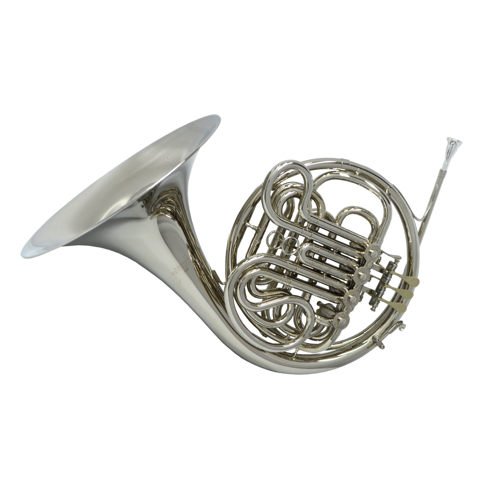 Schiller American Elite VI (A) French Horn - Nickel