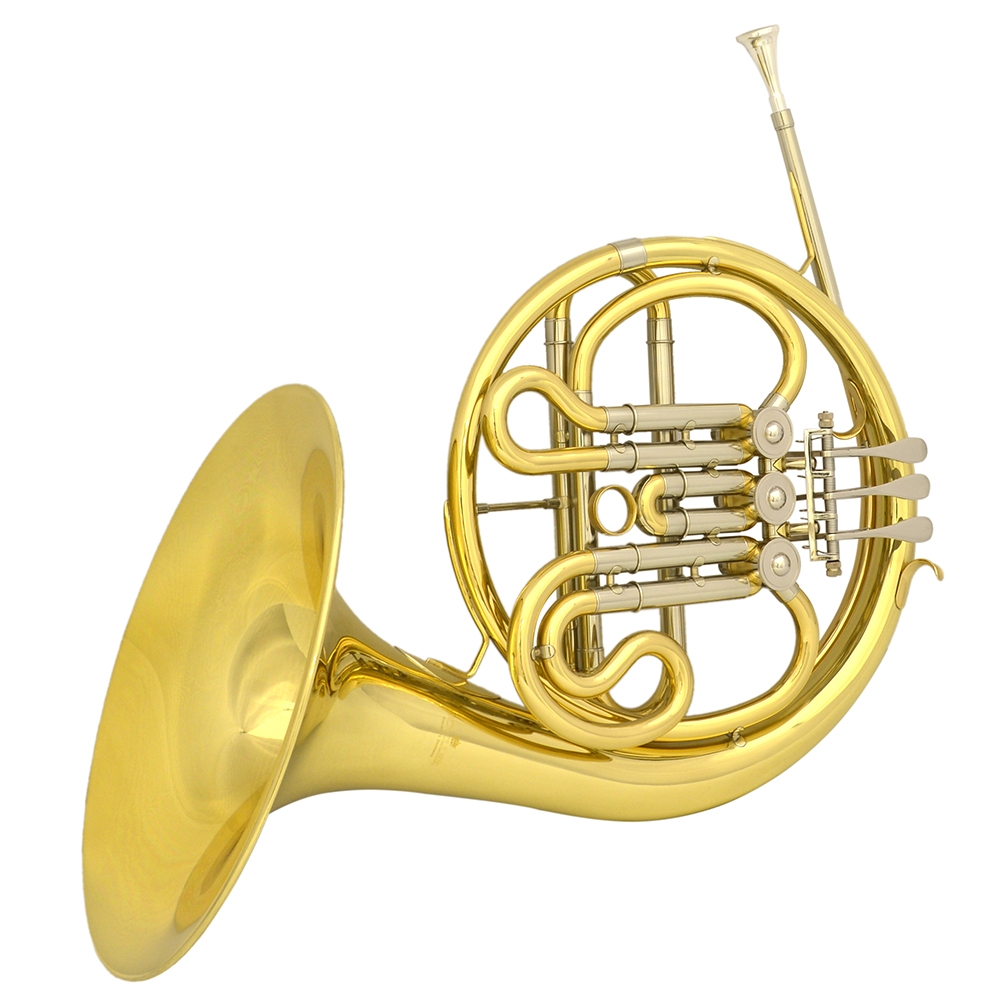 Schiller American Heritage 200 French Horn Gold Lacquer