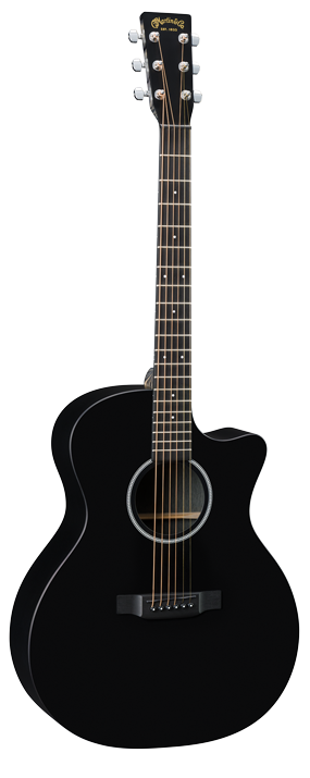 Martin GPCXAE Black Acoustic Guitar