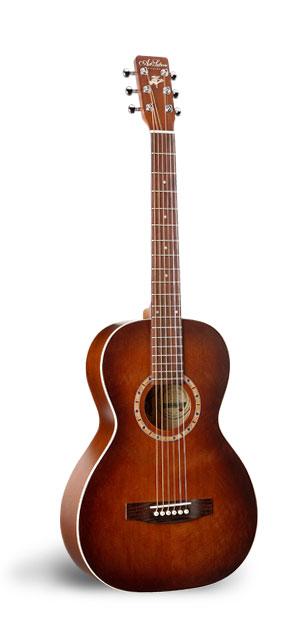 Art & Lutherie Ami Cedar Antique Burst Acoustic Guitar