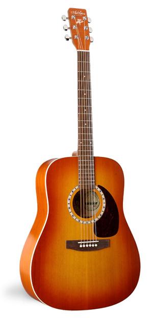 Art & Lutherie Cedar Sunrise Acoustic Guitar