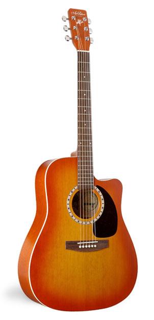 Art & Lutherie CW Cedar Sunrise Acoustic Guitar