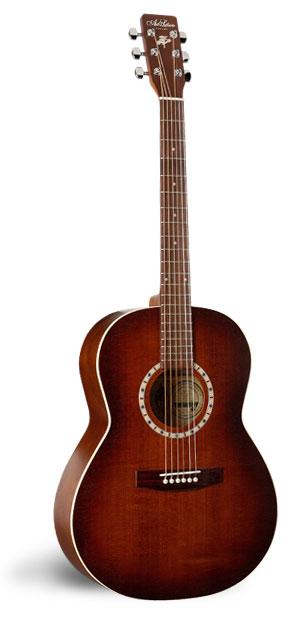 Art & Lutherie Folk Cedar Antique Burst Acoustic Guitar