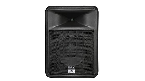 peavey impulse 1012 8 ohm black jim laabs music store. Black Bedroom Furniture Sets. Home Design Ideas