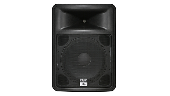 Peavey Impulse® 1015 8 ohm - Black