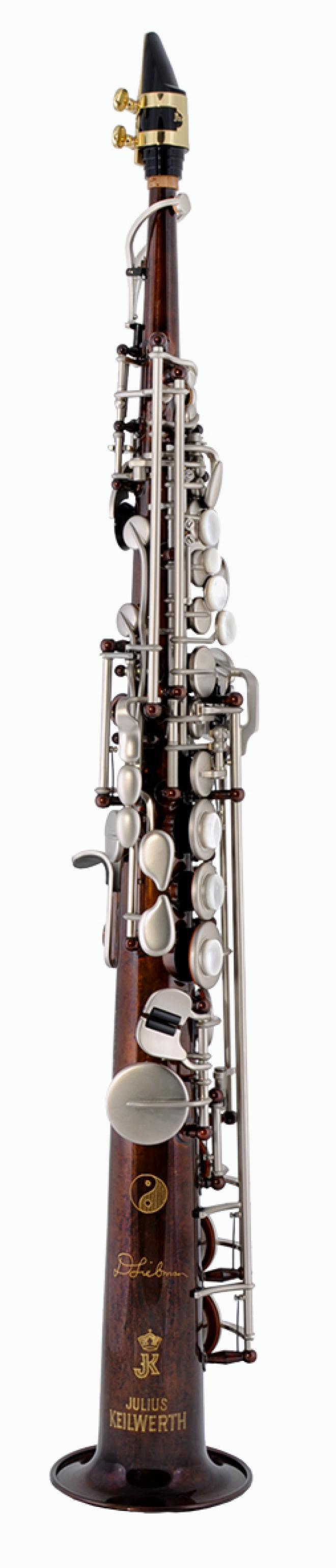"Keilwerth Model JK1300-8DLS Lieberman Soprano Sax - Signature Model ""SX90"""