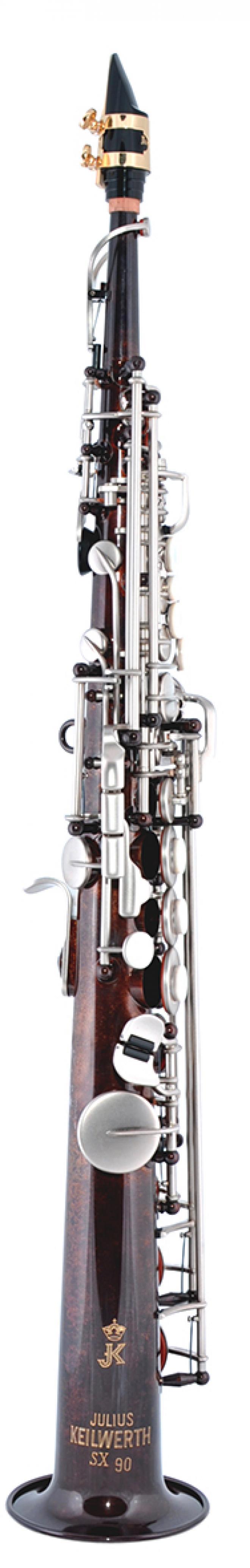 """Keilwerth Model JK1300-8V Soprano Sax - Vintage Finish """"SX90"""""""