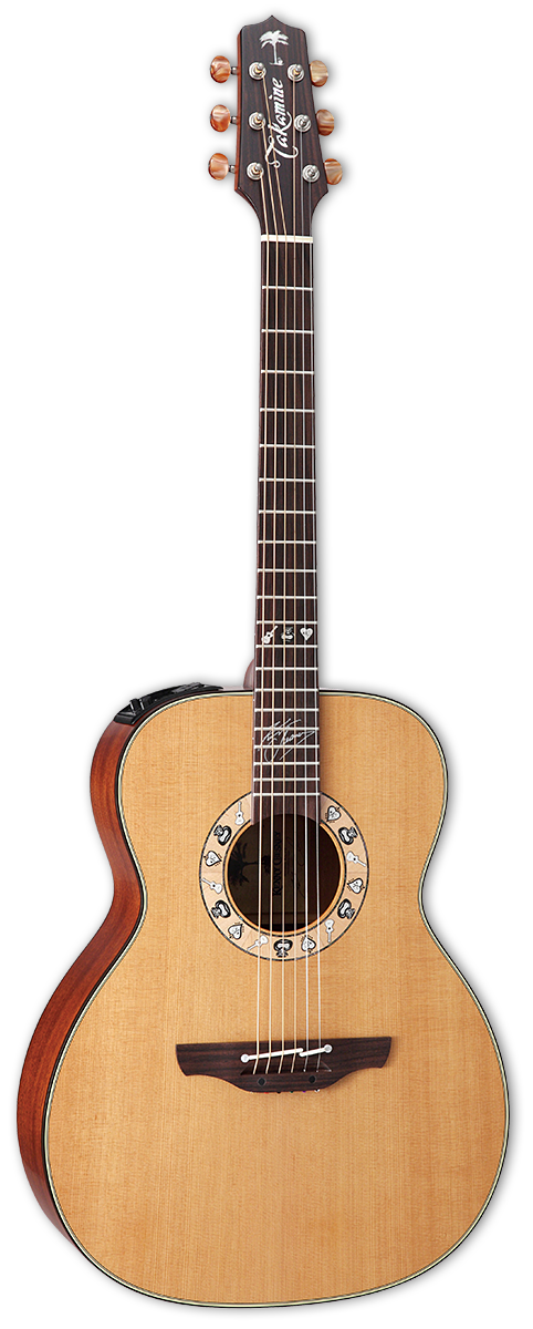Takamine KC70 Acoustic Electric Guitar