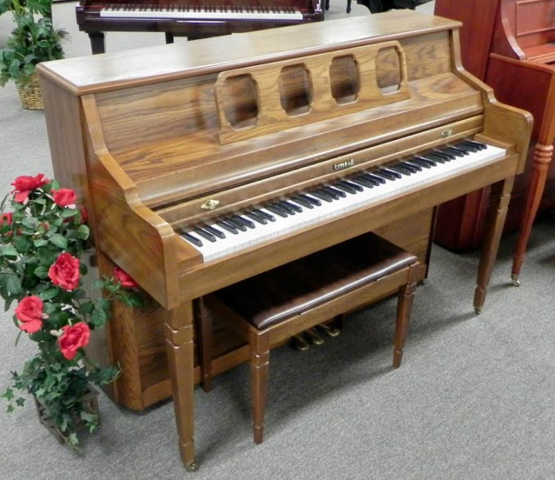 Kimball Console Piano