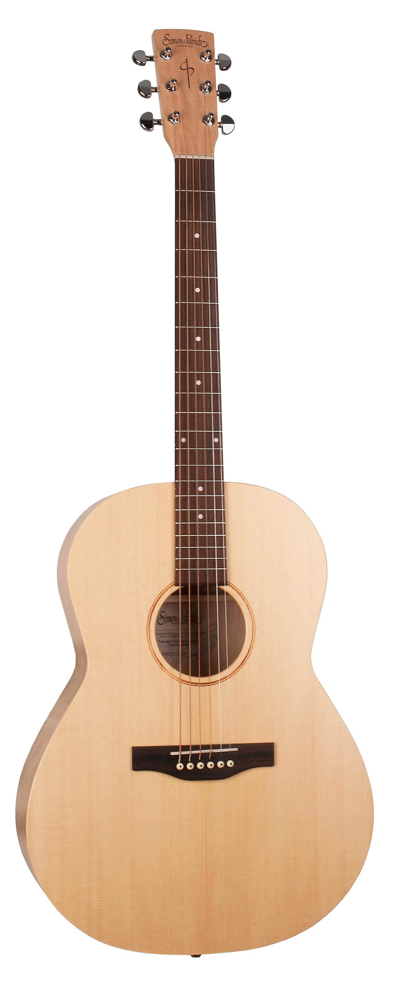 Simon & Patrick 39722 Trek Natural Spruce Folk Acoustic Guitar