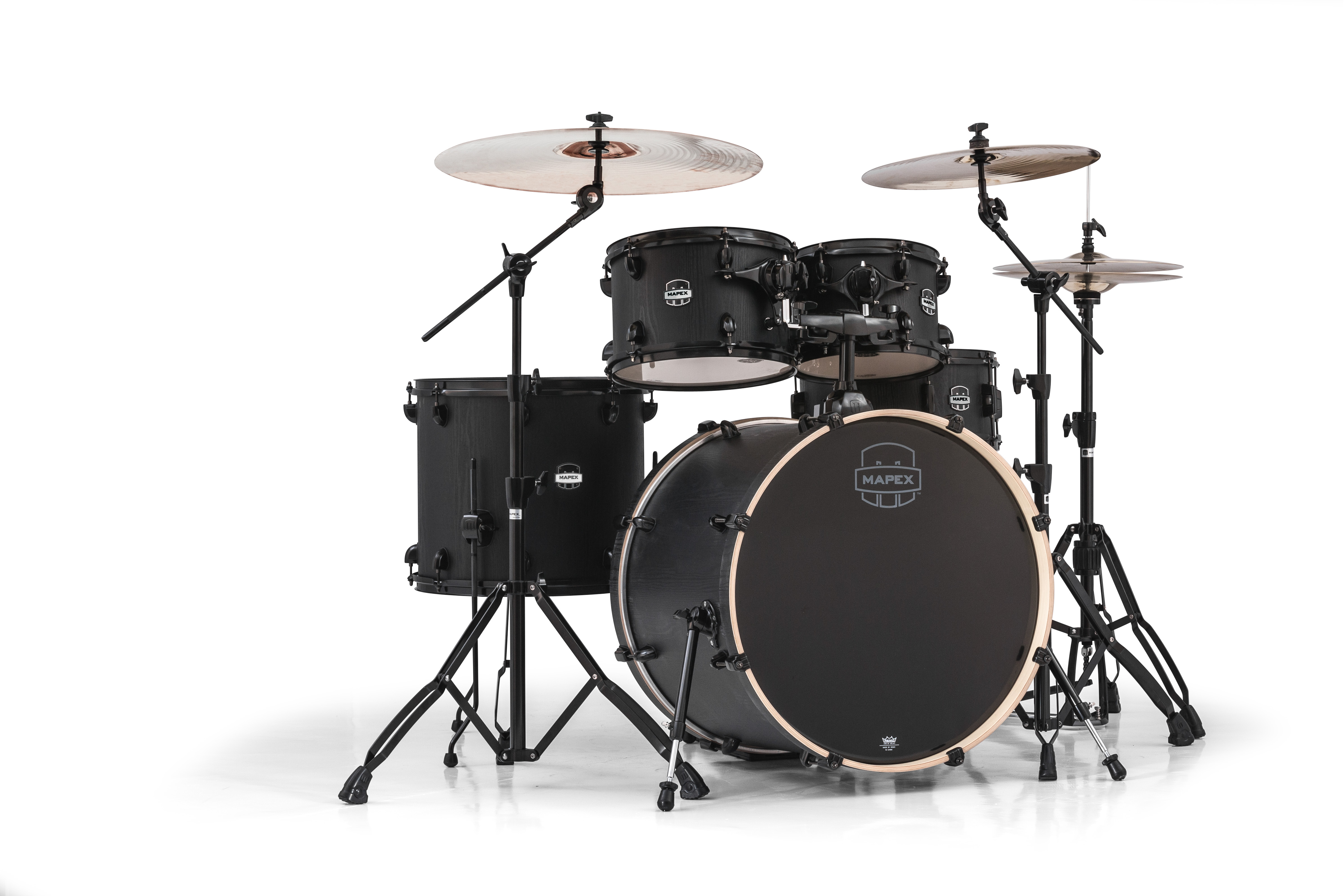 Mapex Mars 5 Piece Rock Shell Pack - MA529SFBZW - Nightwood