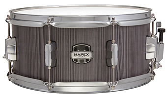Mapex Mars Matching Snare Drum - MAS4656GW  - Smoke Wood