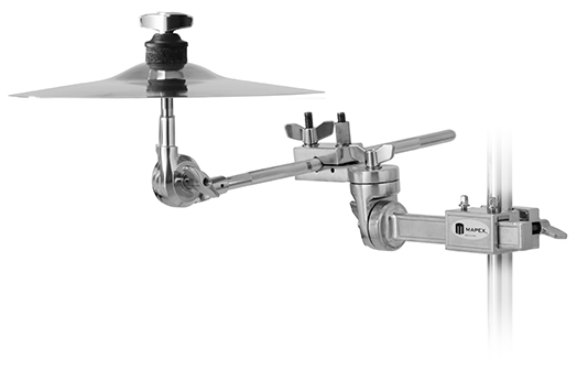 Mapex Mars Series Cymbal Arm w/ Dual-Axis Extendable Multi-Clamp - MCAC60