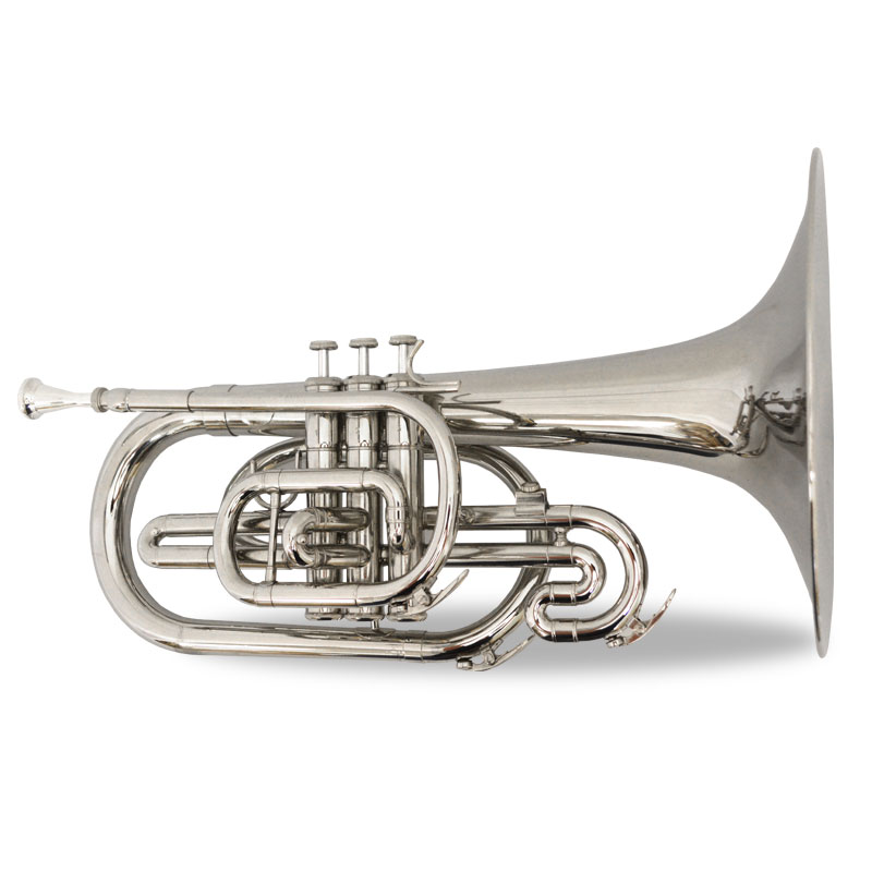 Schiller Professional Field Series Marching Mellophone - Big Bell