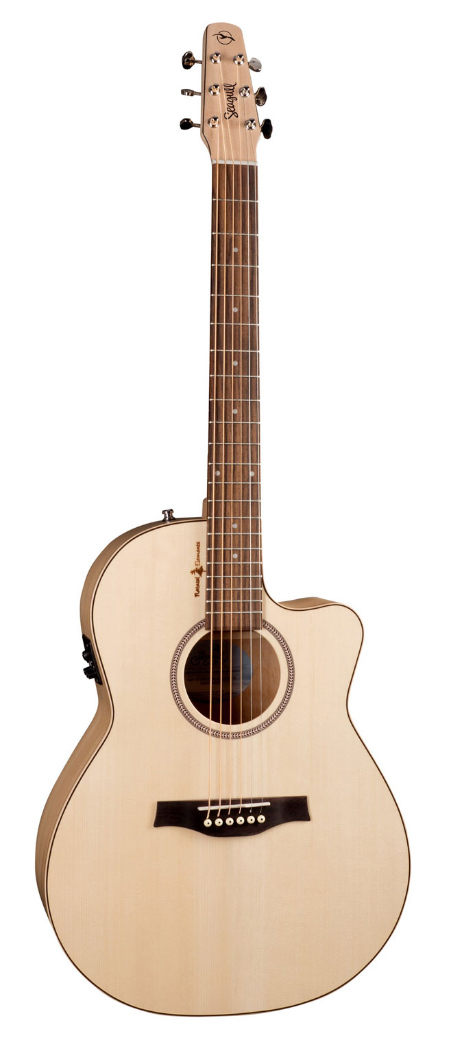 Natural Elements CW Folk SG Heart of Wild Cherry T35