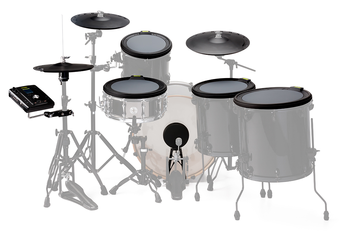 NFUZD NSPIRE Classic Full Pack NSP1-CFLPK Drum Kit