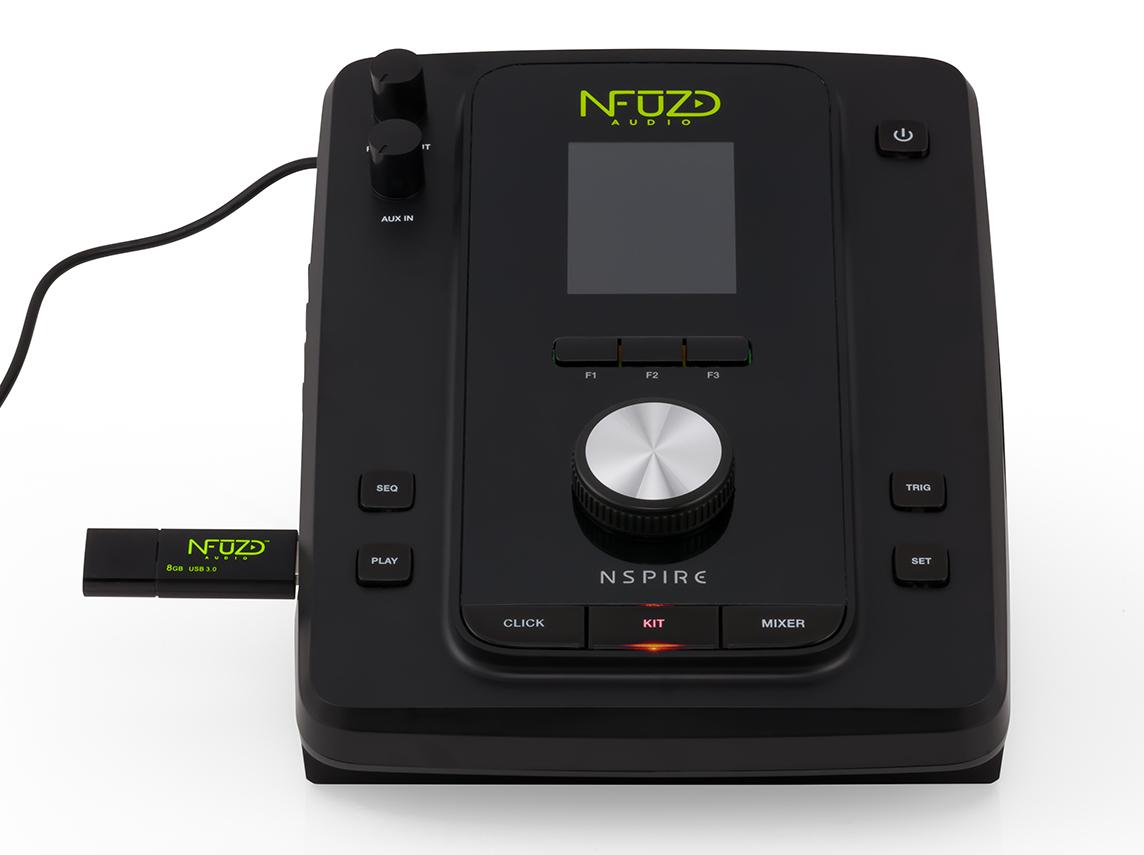 NFUZD NSPIRE I/O Module NSP1-MODULE