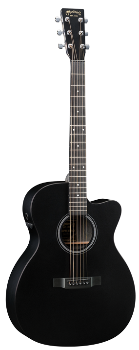 Martin OMCPA5 Black Acoustic Guitar