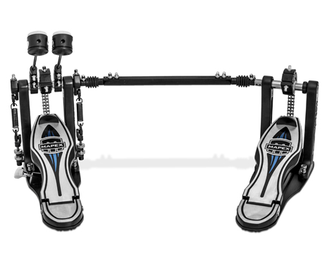 Mapex Falcon Double Bass Drum Pedal Left Lead - PF1000LTW