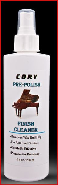 Cory Pre-Polish Finish Cleaner