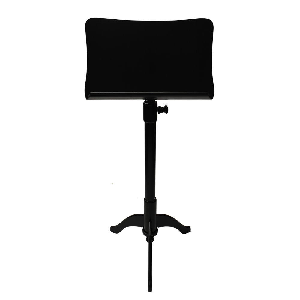 Frederick Adjustable Music Stand - Ebony Satin