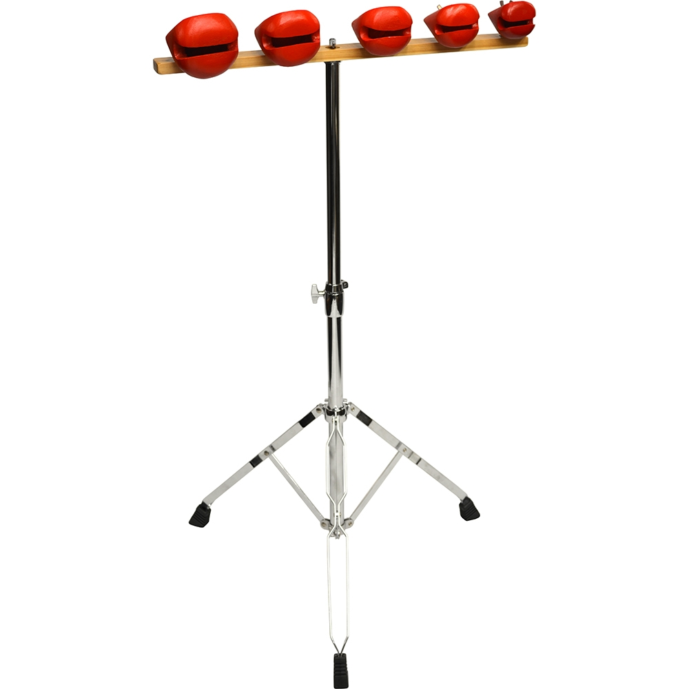 Trixon Angry Clam Percussion Set with Stand