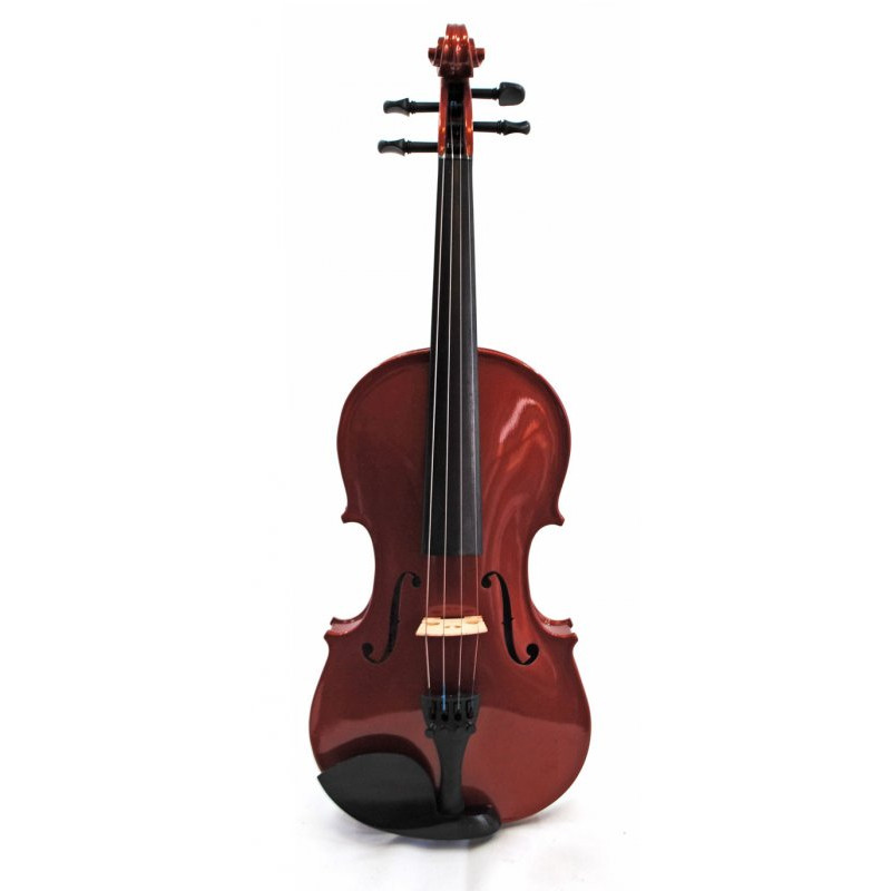 Joie Mondiale Violin by Vienna Strings - Oxheart Red