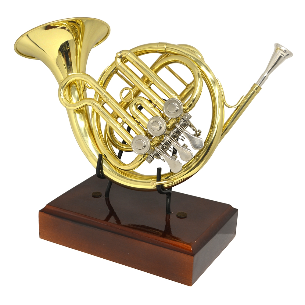 Schiller Mini French Horn Bb with Stand