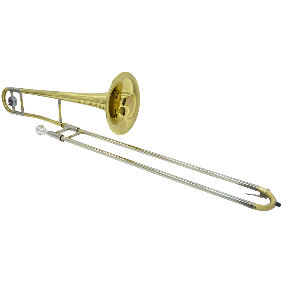 Schiller Studio Tenor Trombone - Gold