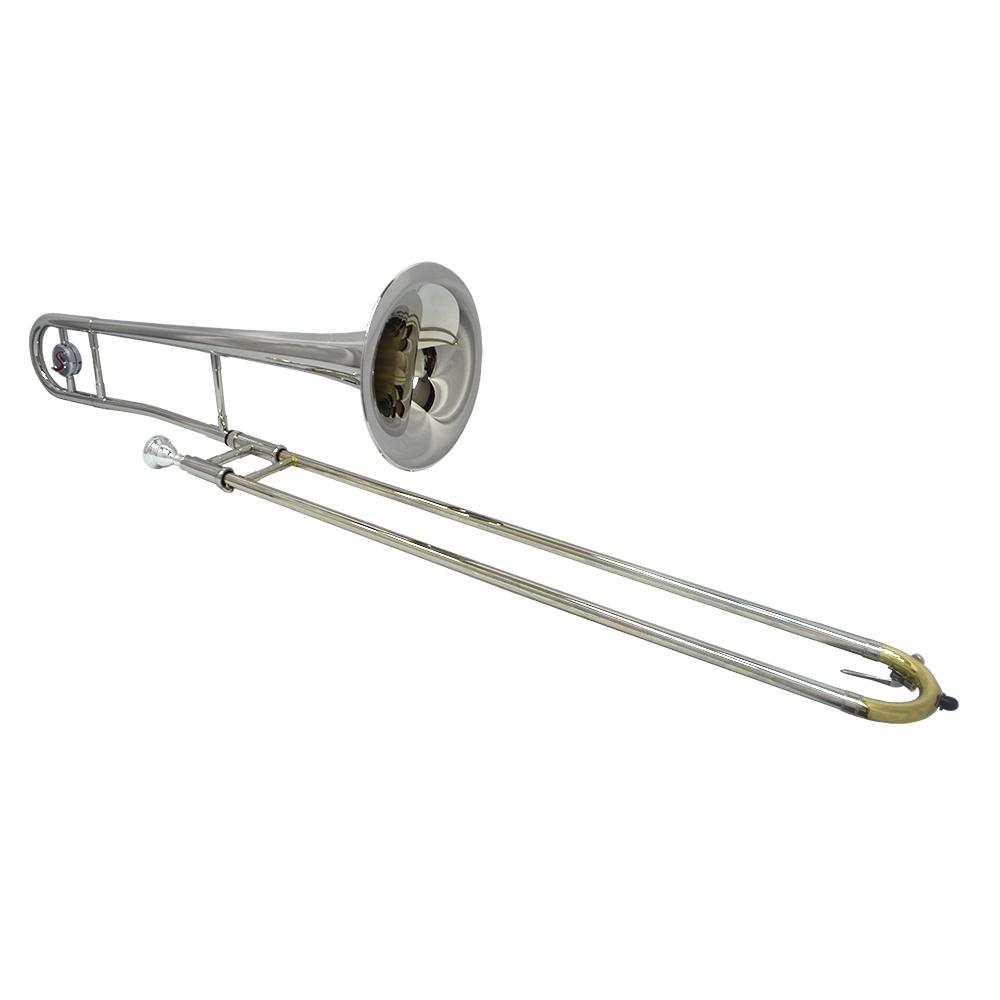 Schiller Studio Tenor Trombone - Nickel