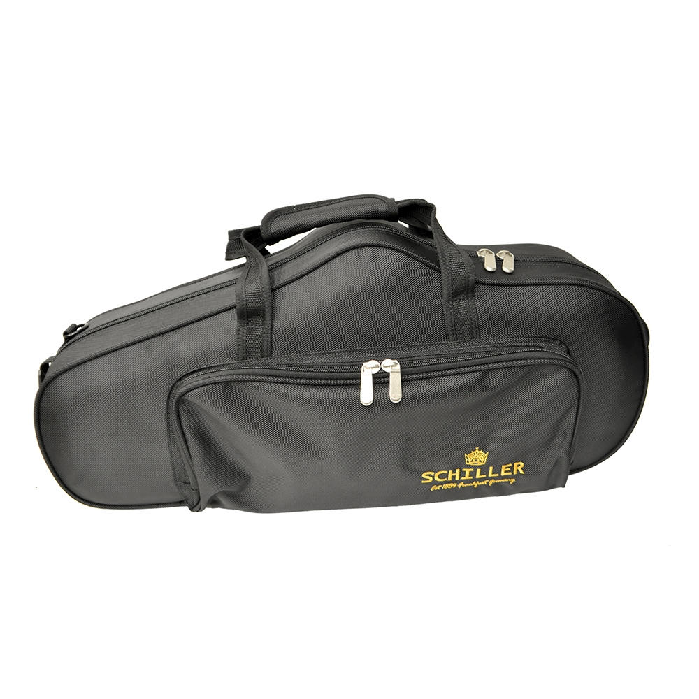 Schiller Voyagé Saxophone Case - Shaped