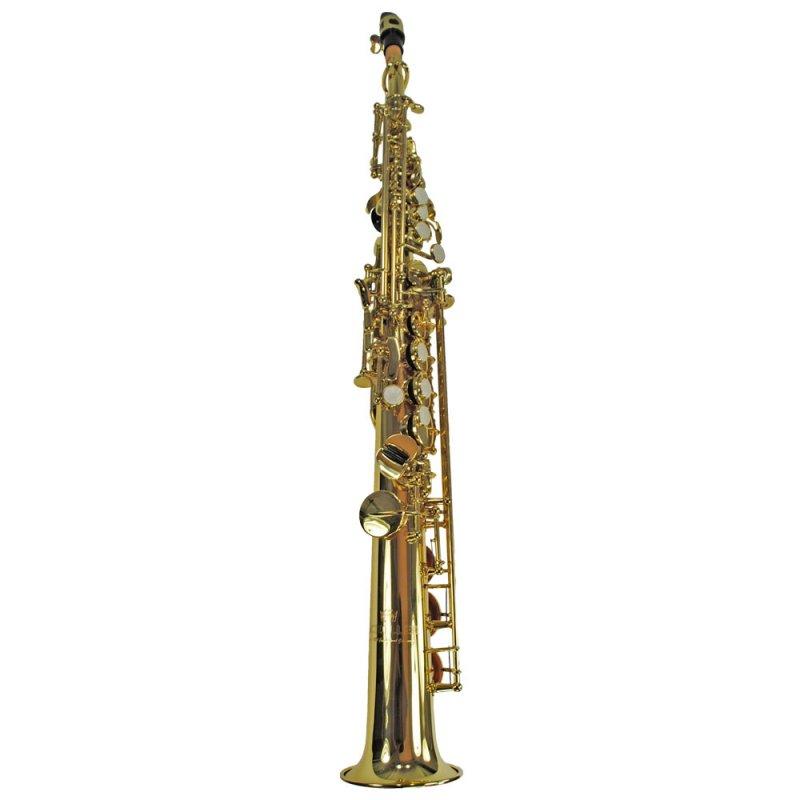 Schiller American Heritage Soprano Saxophone - Gold