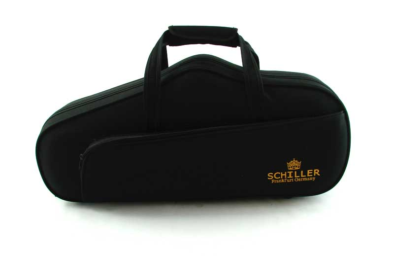 Schiller Alto Saxophone Case - Shaped