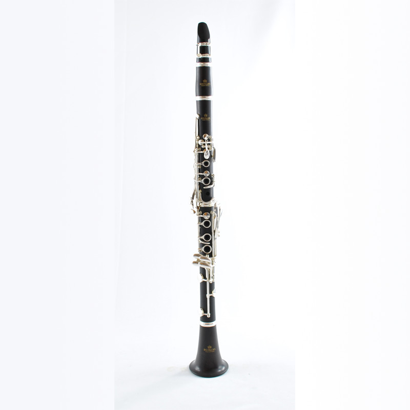 Schiller German Elite Grenadilla Wood Clarinet