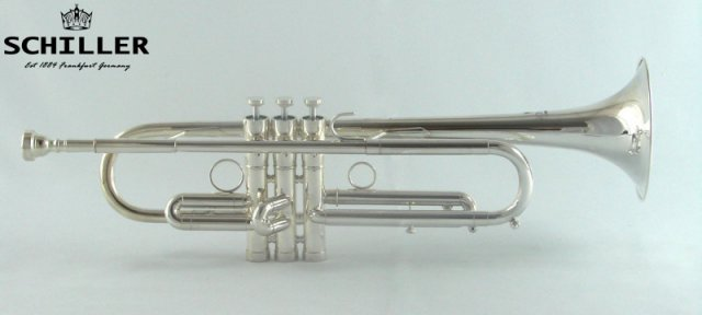 Schiller CenterTone Trumpet
