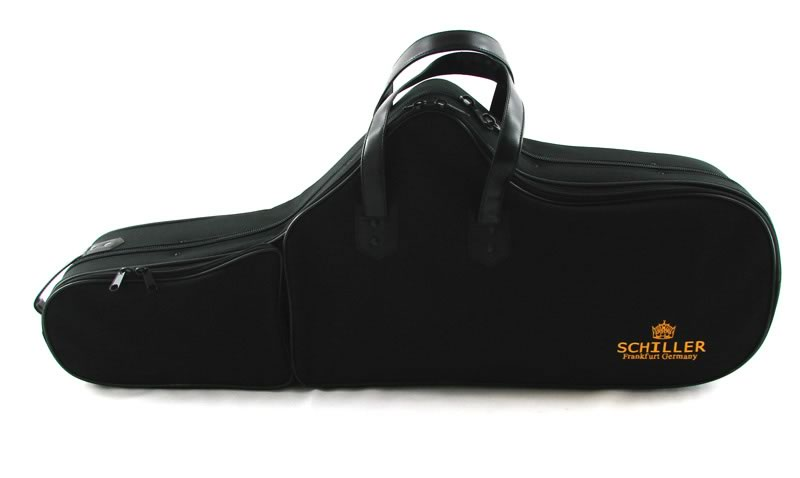 Schiller Tenor Saxophone Hard Case - Shaped